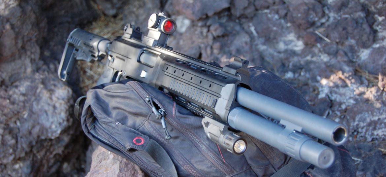 M127 Kriger shotgun